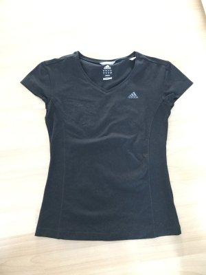 Schwarzes Sportshirt von Adidas