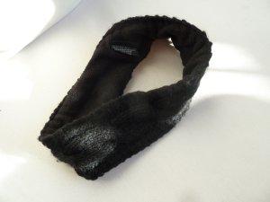 Schwarzes Stirnband von McRon