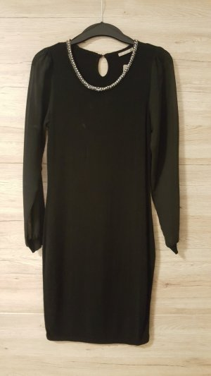 Schwarzes Stretch-Kleid von Orsay (neu)