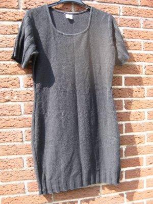 schwarzes Strickkleid Größe 40
