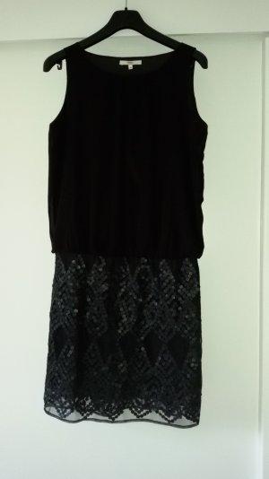 Anne L. Jurk zwart Polyester