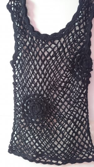Knitted Top black