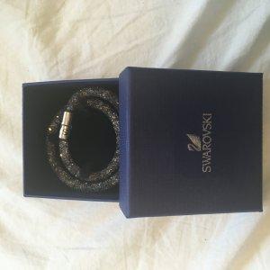 Schwarzes Swarovski Armband