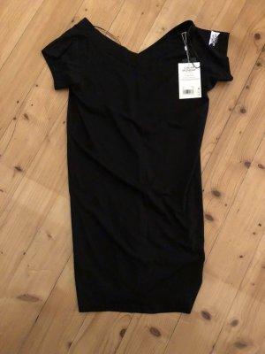 Schwarzes Sweatkleid von Cheap Monday Gr. L