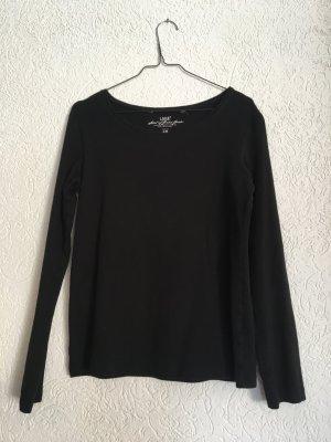 Schwarzes Sweatshirt