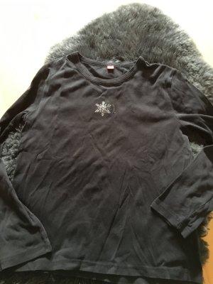 Schwarzes Sweatshirt von s.Oliver
