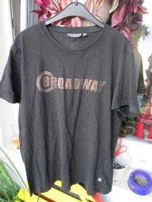 schwarzes T-Shirt Größe M