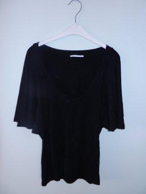 Schwarzes T-Shirt Promod