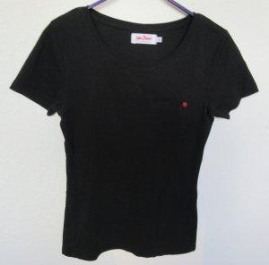 Schwarzes T-Shirt von John Baner