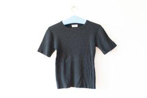 Kaliko Ribbed Shirt black