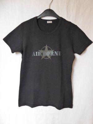 Schwarzes T-Shirt von Madonna
