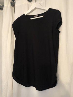 Schwarzes T-Shirt von Vero Moda in XS