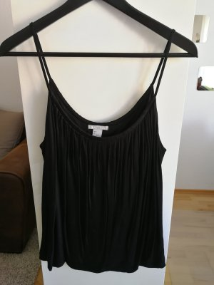 Schwarzes Top by H&M