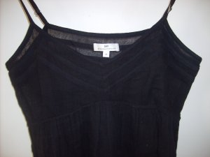 DAY Birger et Mikkelsen Top de corte imperio negro