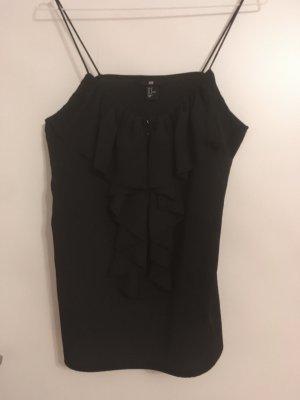 H&M Blusa nero