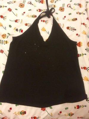 LTB One Shoulder Top black