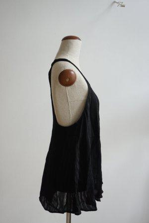 Schwarzes Top / Tanktop von Zara