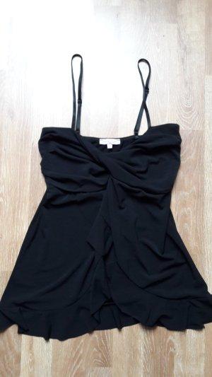 Schwarzes Top von Jennifer Taylor Größe M schwarz Bluse