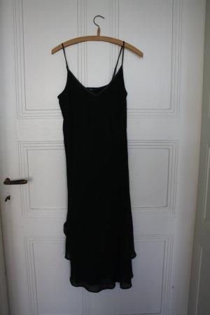 schwarzes Trägerkleid Größe 36