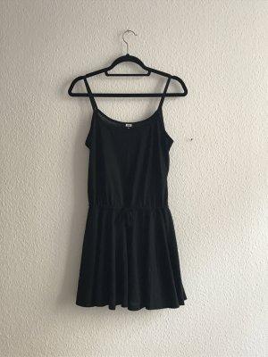 Schwarzes Trägerkleid von Bik Bok