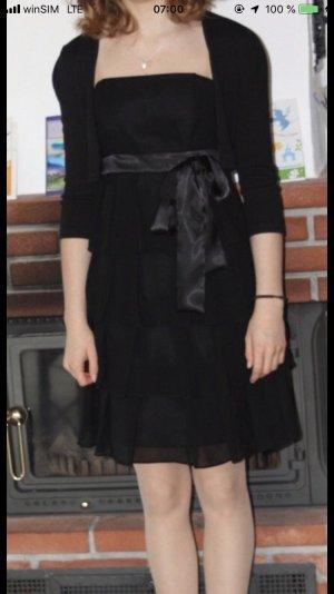 Marie Blanc Vestido de cóctel negro