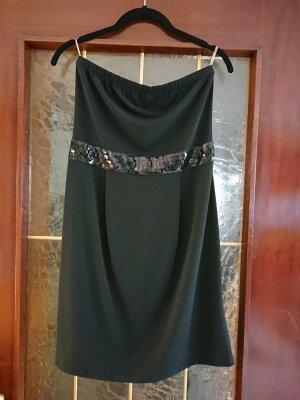 adilisk Off-The-Shoulder Dress black