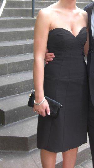 Angie Vestido de noche negro