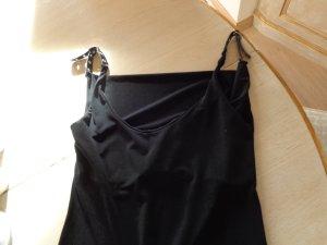 Tally Weijl Haut à fines bretelles noir polyester
