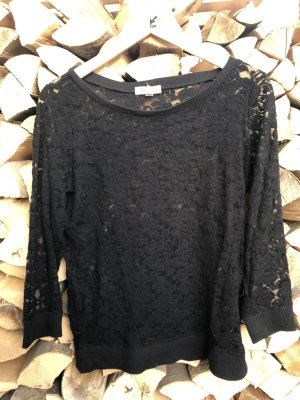 Aeropostale Crewneck Sweater black