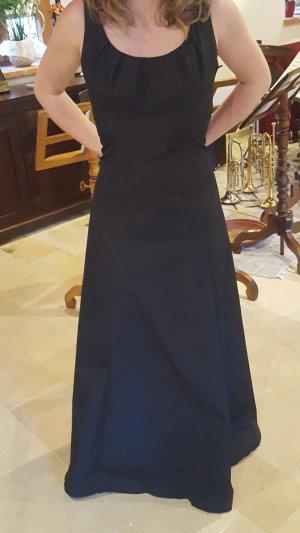 Schwarzes Vero Mont Kleid
