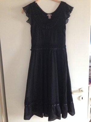 Schwarzes Vintage HM Kleid