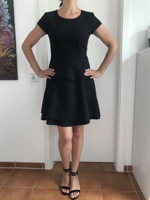 HUGO Hugo Boss Flounce Dress black