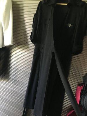 Schwarzes Wickelkleid von Liu Jo in Gr. 38