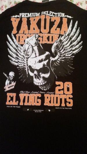 Schwarzes Yakuza T-Shirt