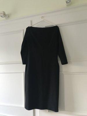 Schwarzes zara-Kleid