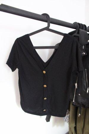 Schwarzes Zara Shirt