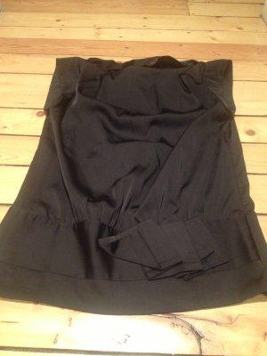 Schwarzes Zara Top zum Ausgehen, Größe S