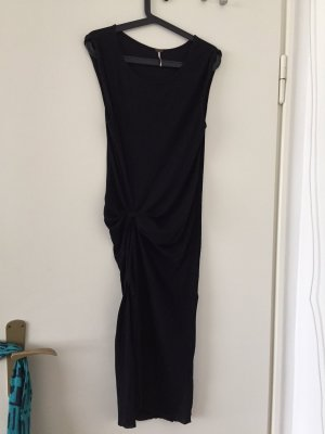Poof Couture Tube Dress black cotton