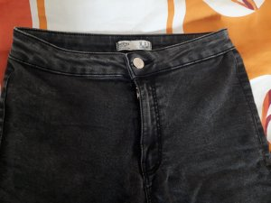 Bershka High Waist Jeans multicolored