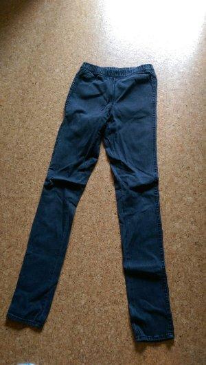 H&M Jeans black-anthracite