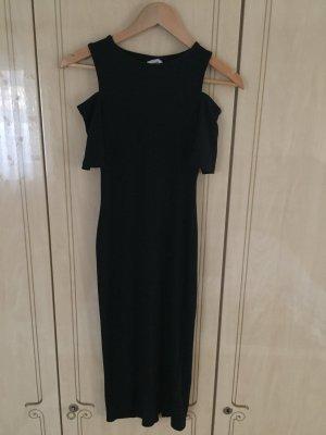 Schwazes Off-Shoulder Kleid von Pimkie