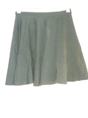 Tally Weijl Skater Skirt black cotton