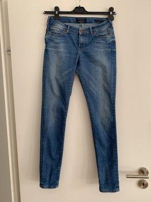 Scotch R'Belle Tube Jeans cornflower blue