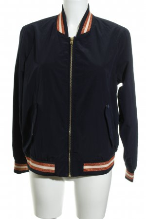 Scotch & Soda Blouson dunkelblau Street-Fashion-Look