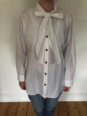 Scotch & Soda Oversized blouse wit Katoen