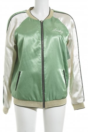 Scotch & Soda Bomber Jacket multicolored extravagant style