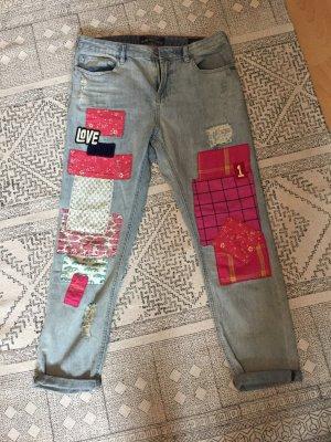 Scotch & Soda Boyfriend Jeans