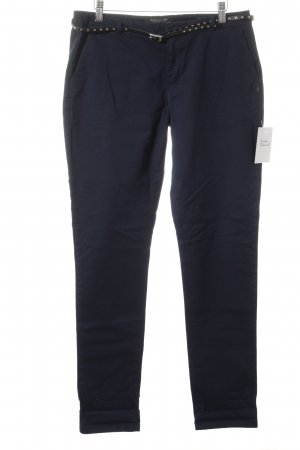 Scotch & Soda Cargohose dunkelblau Business-Look