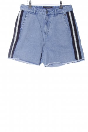 Scotch & Soda High-Waist-Shorts mehrfarbig Casual-Look