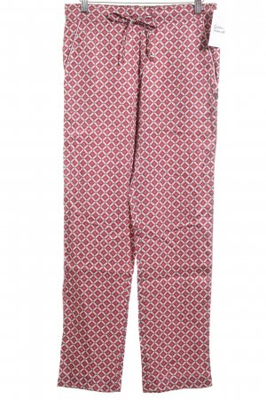 Scotch & Soda Low-Rise Trousers mixed pattern